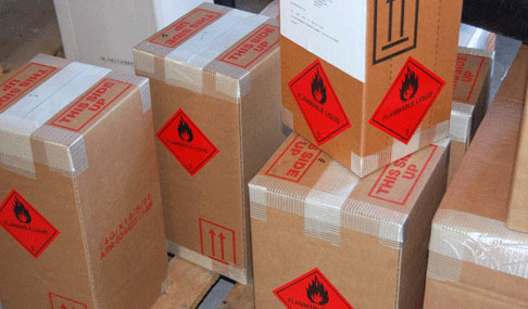 ADR Dangerous Goods Courier Services