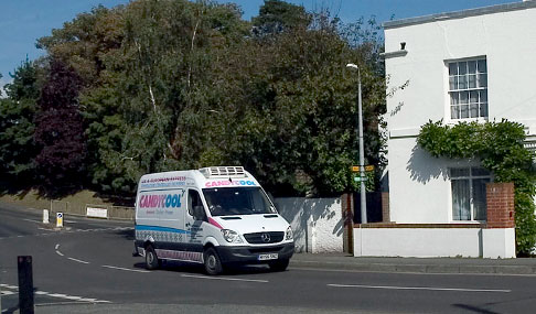 Temperature Controlled Courier Services