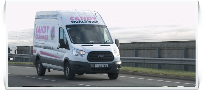 Couriers in Kent